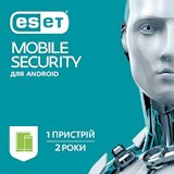ESET Mobile Security 1 пристрiй 2 роки