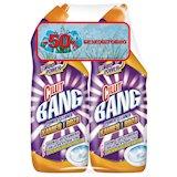 """Чистящее средство для туалетов CILLIT """"Сила Цитруса"""" Bang Gel 750 мл (4820108002975) + вторая упаковка в подарок!"""