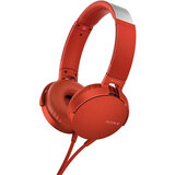 Гарнитура SONY MDR-XB550AP Red (MDRXB550APR.E)