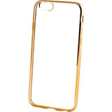 Чехол GLOBALCASE (TPU) Electro Apple iPhone 6 золотой (1283126472923)