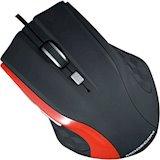 Компьютерная мышь MODECOM MC-M5 black-red