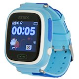 Смарт-часы для детей ATRIX SW iQ400 Touch GPS BL