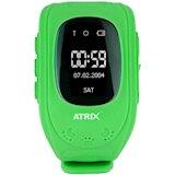 Смарт-часы ATRIX Smartwatch iQ300 GPS green