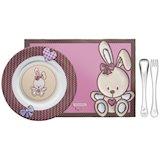 Набор для детей TRAMONTINA BABY Le Petit Pink 64250/685