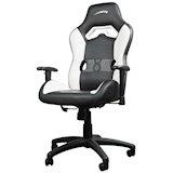 Кресло SPEEDLINK LOOTER Gaming Chair black-white