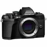 Фотоаппарат OLYMPUS E-M10 mark III Body Black