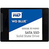SSD накопитель WD 500GB BLUE (WDS500G2B0A)