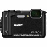 Цифровой фотоаппарат NIKON Coolpix W300 Black Holiday kit (VQA070K001)