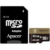 Карта памяти APACER microSDHC 32GB UHS-I U3 (AP32GMCSH10U4-R)