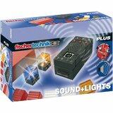 Набор LED подсветки и звуковой контроллер FISCHERTECHNIK FT-500880