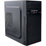 Корпус LOGICPOWER 6101 без БП Black