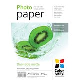 Бумага для печати ColorWay двухсторонняя A4 50 л (PMD140050A4)