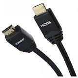Кабель 2E Slim HDMI 2.0 (AM/AM) High Speed black 5m (2EW-1109-5M), Slim HDMI 2.0 (AM/AM) High Speed,, black 5m