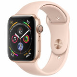 Купити Смарт-годинник APPLE Watch Series 4 40mm Gold Aluminium with Pink  Sand Sport Band 270a3ddf8884f