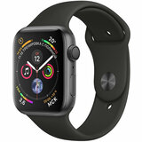 Купити Смарт-годинник APPLE Watch Series 4 40mm Space Aluminium Grey with  Black Sport Band ee802bfcb1b3a
