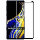 Защитное стекло MAKEFUTURE 3D Samsung Note 9 Black (MG3D-SN9B)
