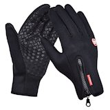 armorstandart Wind-BF Touch Gloves Black L (ARM53464)