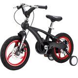 Детский велосипед MIQILONG YD Черный 16 (MQL-YD16-Black)