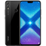 Смартфон HONOR 8X 4/64GB Black (51092XYS)