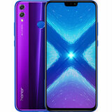 Смартфон HONOR 8X 4/64GB Phantome Blue (51093VDA)