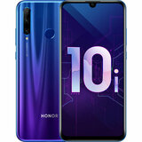 Смартфон HONOR 10i 4/128GB Dual Sim Pantone Blue (51093VQX)