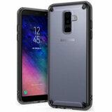 Чехол RINGKE Samsung Galaxy A6 Plus Smoke Black (RCS4440)