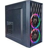 1stplayer D8-M-R1 Color LED Black без БП