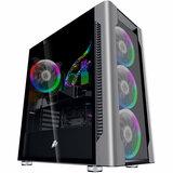 1stplayer DX-R1-PLUS Color LED Black без БП