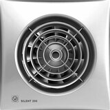 SOLER&PALAU / Вытяжной вентилятор SOLER&PALAU SILENT-200 CZ Silver