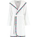 cawo Халат жін ,cotton100% ,Hood,білий,розм42(100см)