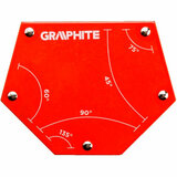 graphite Cварочный угольник 56H905 45,60,75, 90, 135 град