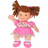 baby's first Кукла Little Talker Учись говорить (брюнетка)