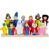 goki Кукла для пальчикового театра Вампир SO401G-6