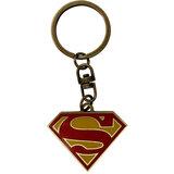 "dc comics Брелок ""Логотип Супермен"""