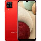 Смартфон SAMSUNG Galaxy A12 4/64 Gb Dual Sim Red (SM-A125FZRVSEK)