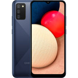 Смартфон SAMSUNG SM-A025F Galaxy A02S 3/32GB ZBE Blue (SM-A025FZBESEK)